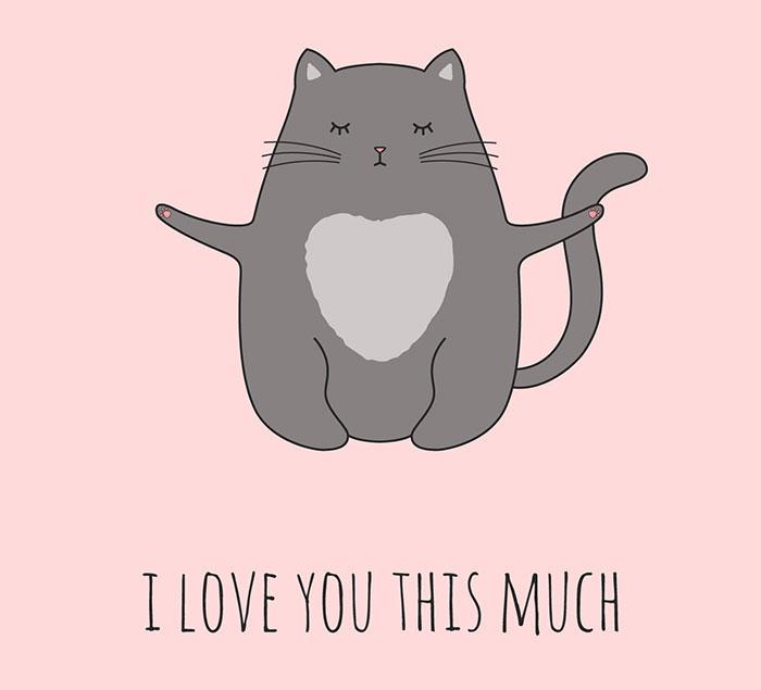I Made Valentine's Day Cards For Hopeless Romantics