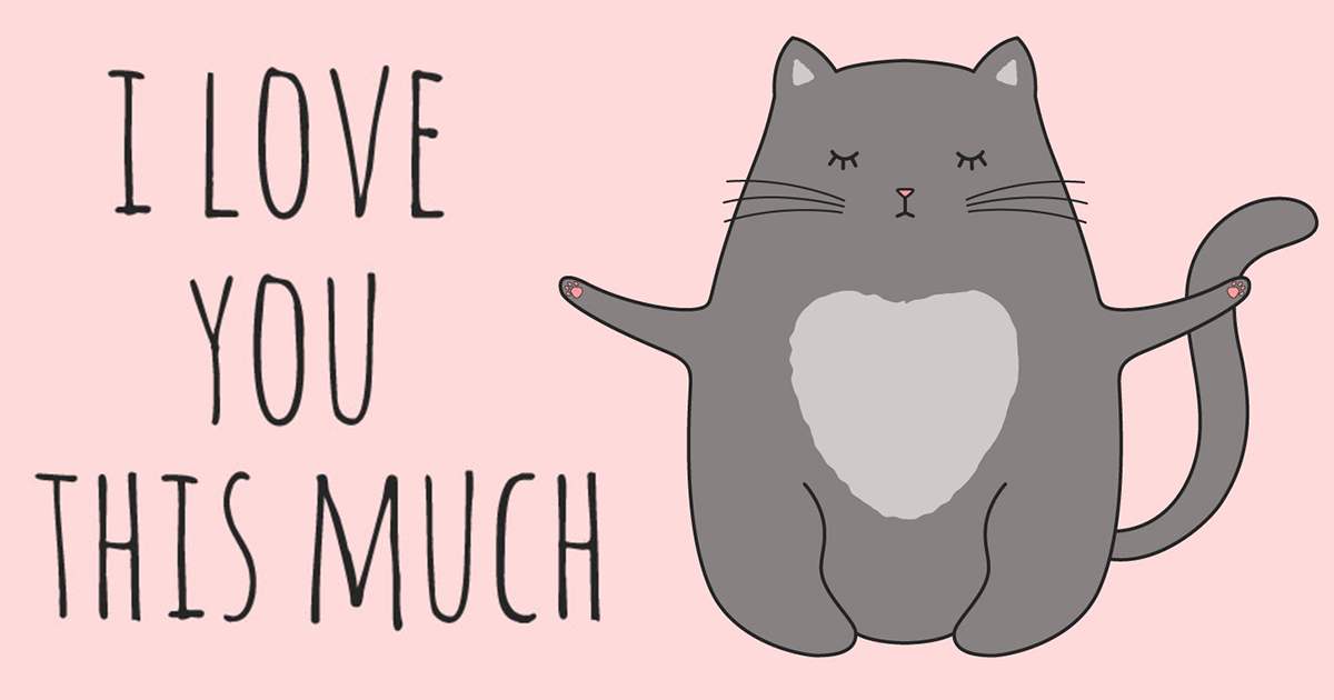 I Made Valentines Day Cards For Hopeless Romantics – Small Valentine Cards