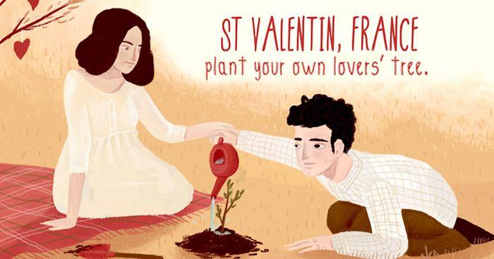 16 Valentine