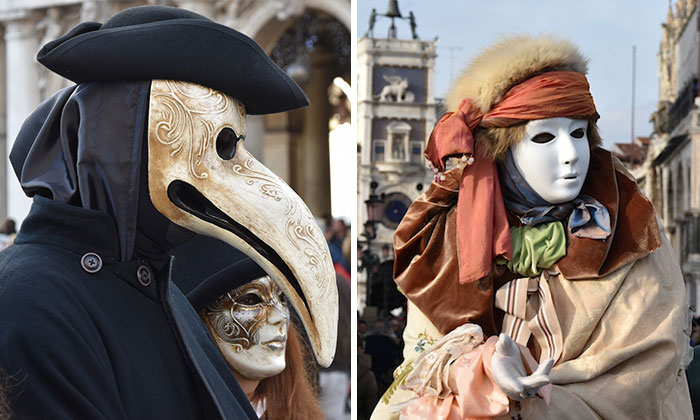 We Walked More Than 20km To Photograph The Best Of This Year's Carnival In Venice