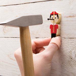 Protect Your Fingers With This Cute Little Tool