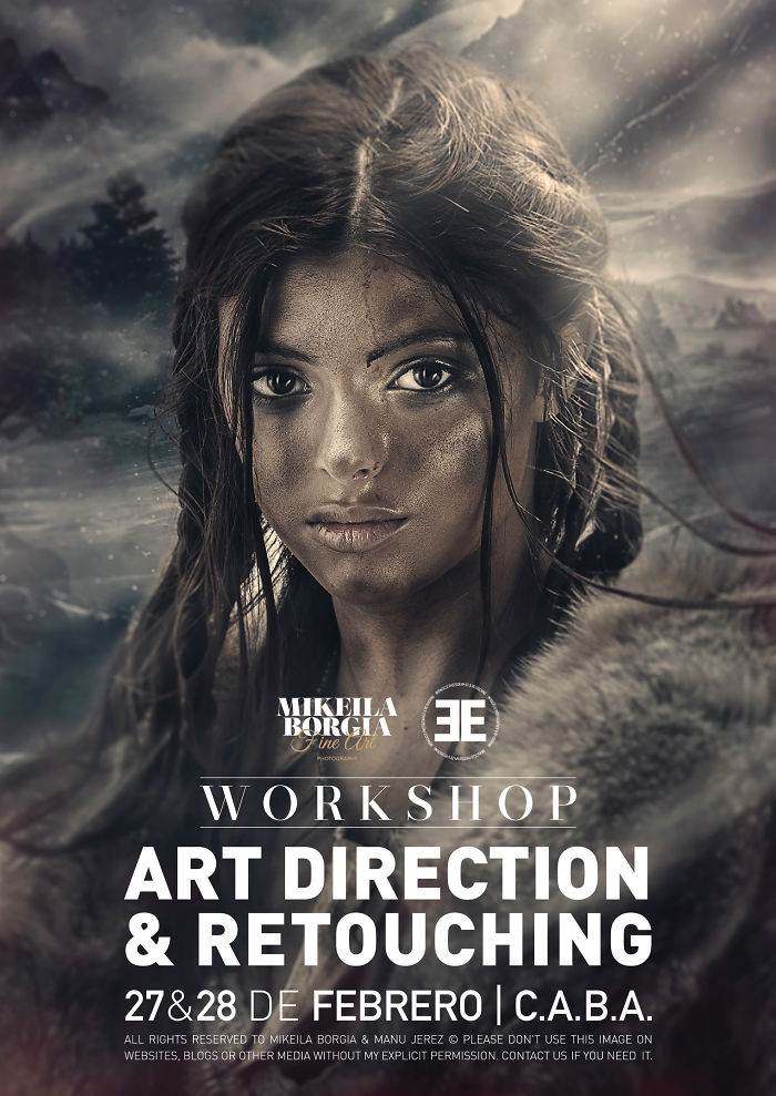 Workshop Photography & Retouching