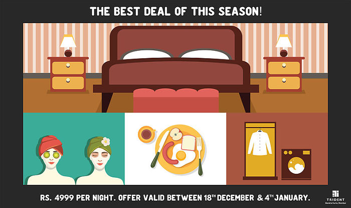 Yellow – Christmas Campaign For Trident Bkc