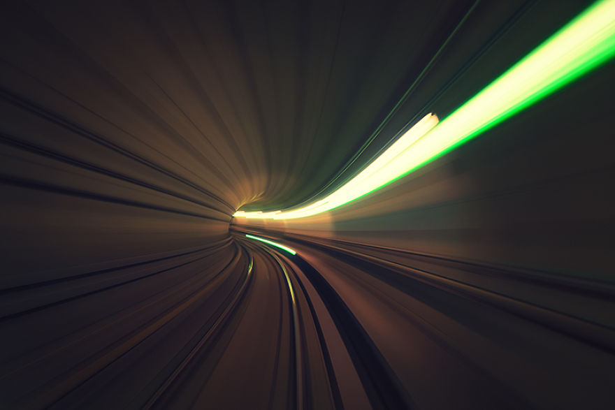 10 Subway Shots That Look Like A Sci-fi Videogame
