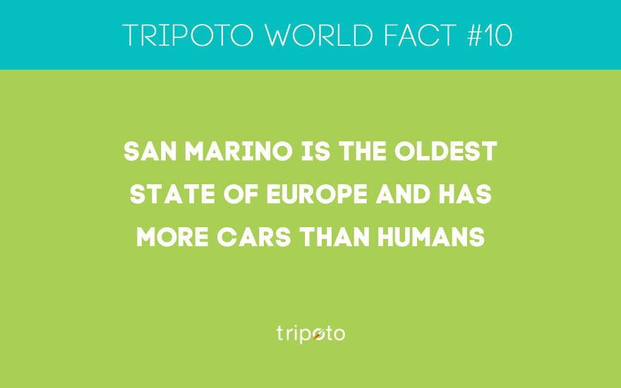 #10 Fact