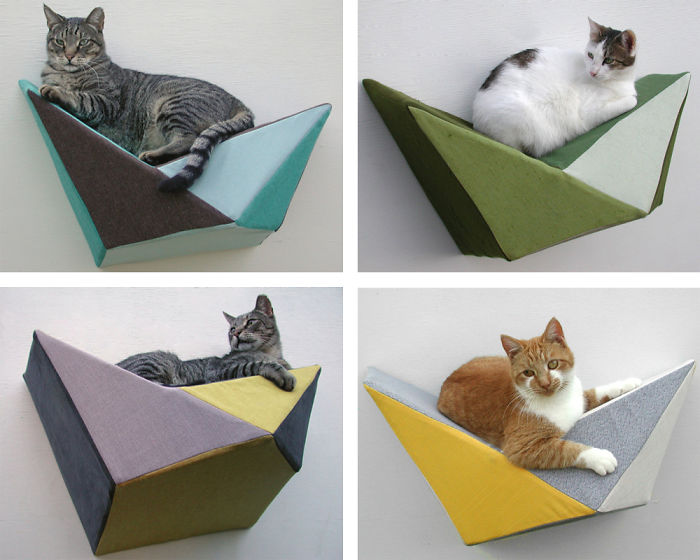 12 Of The Coolest New Trends In Cat Furniture