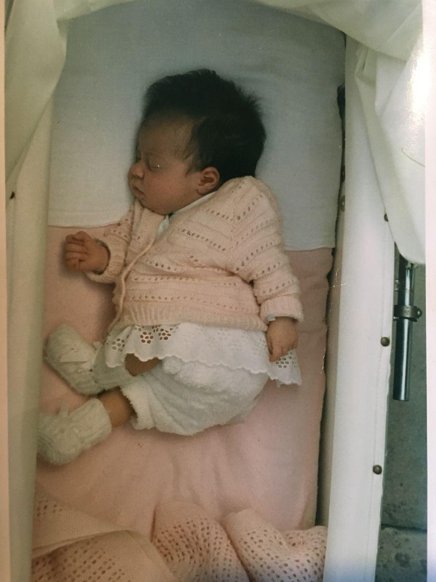 Me At 1 Week Old Back In 1967