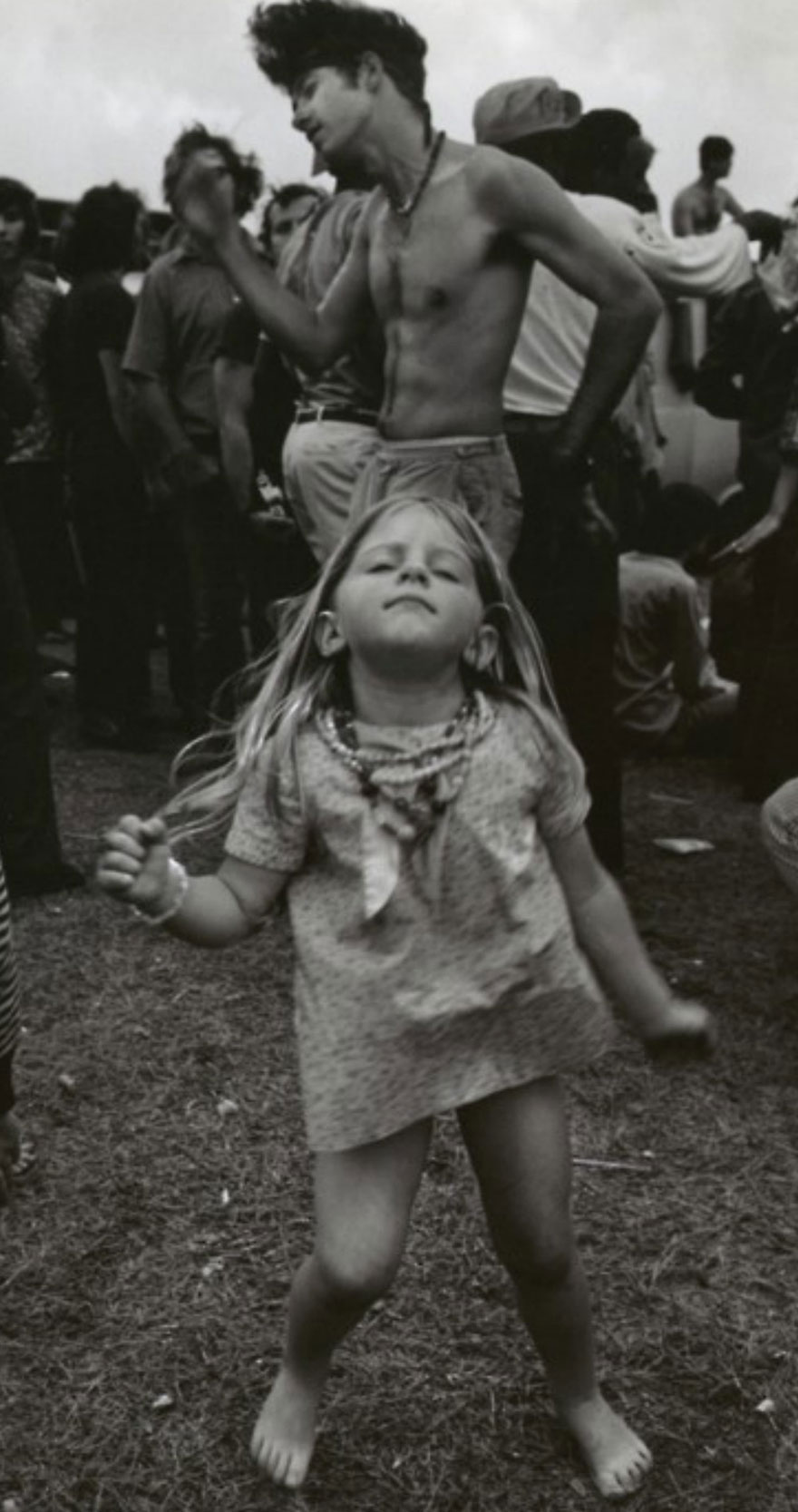 Woodstock Young Lady