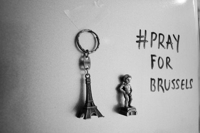 Souvenirs' Prayer