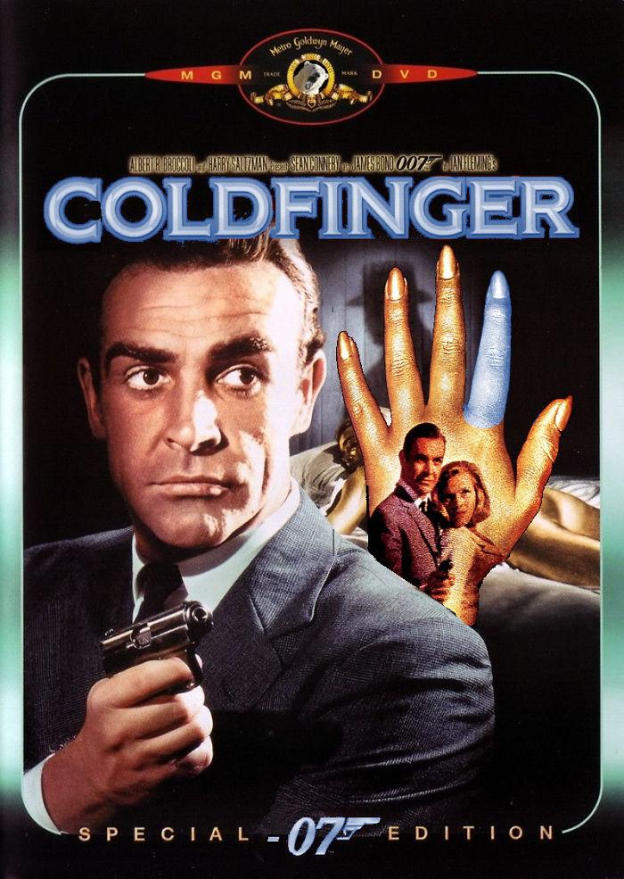Goldfinger To Coldfinger