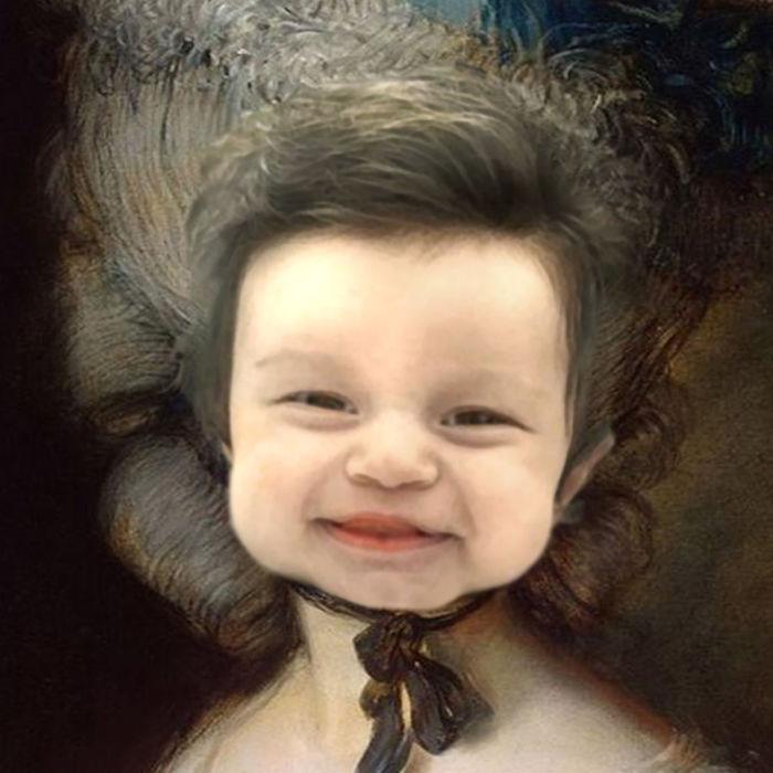 Rococo Baby