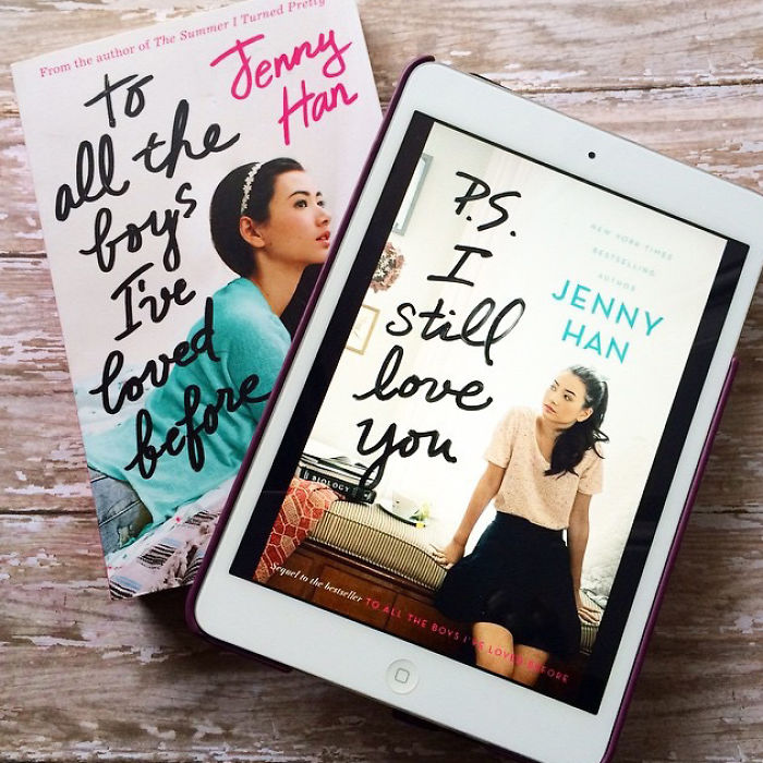 #61 To All The Boys I Loved Before And Ps I Still Love You By Jenny Han
