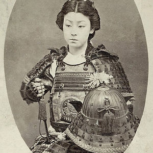 Japan Female-warrior