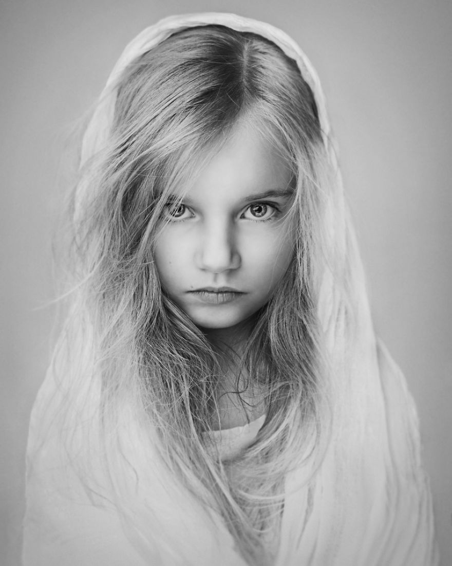 Anya By Lisa Visser, UK (3rd Place In The Portrait Category, First Half)