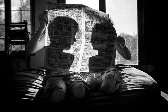 The Best Photos From The B&W Child Photography 2015 Photo Contest