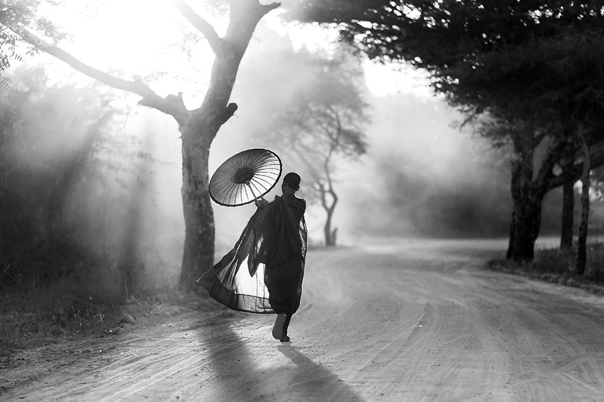 Going Home By Chee Keong Lim, Malaysia (1st Place In The Documentary & Street Category, First Half)