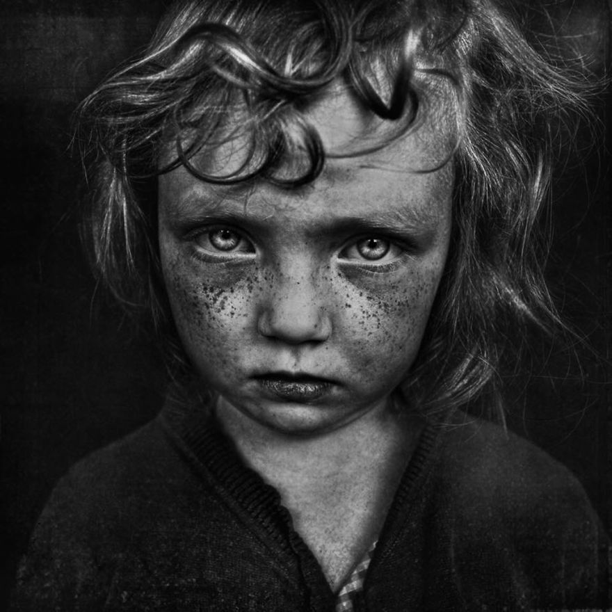 B By Lee Jeffries, UK (1st Place In The Portrait Category, First Half)