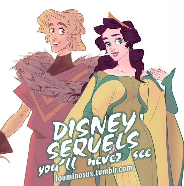 Sequels Disney Wouldn't Dare To Make