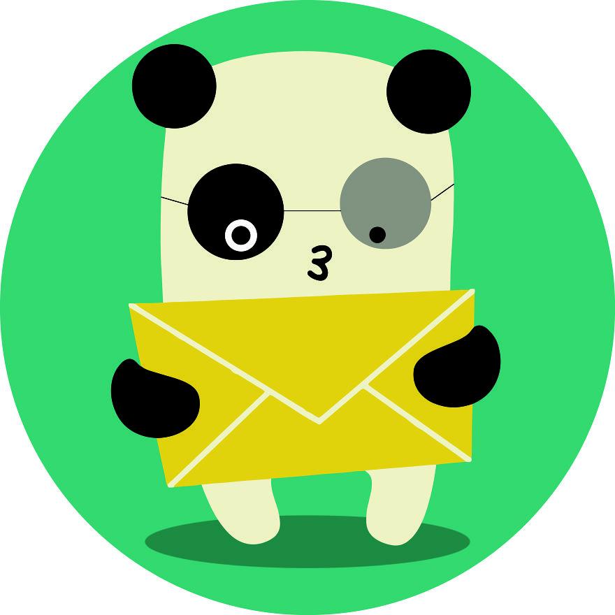 # Bored Panda Logo :)