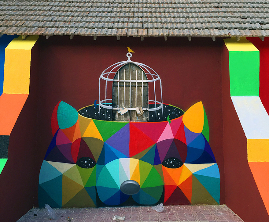 abandoned-church-painted-urban-street-art-okuda-san-miguel-morocco-15