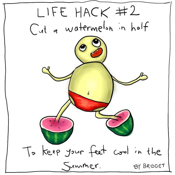 Life Hack #2