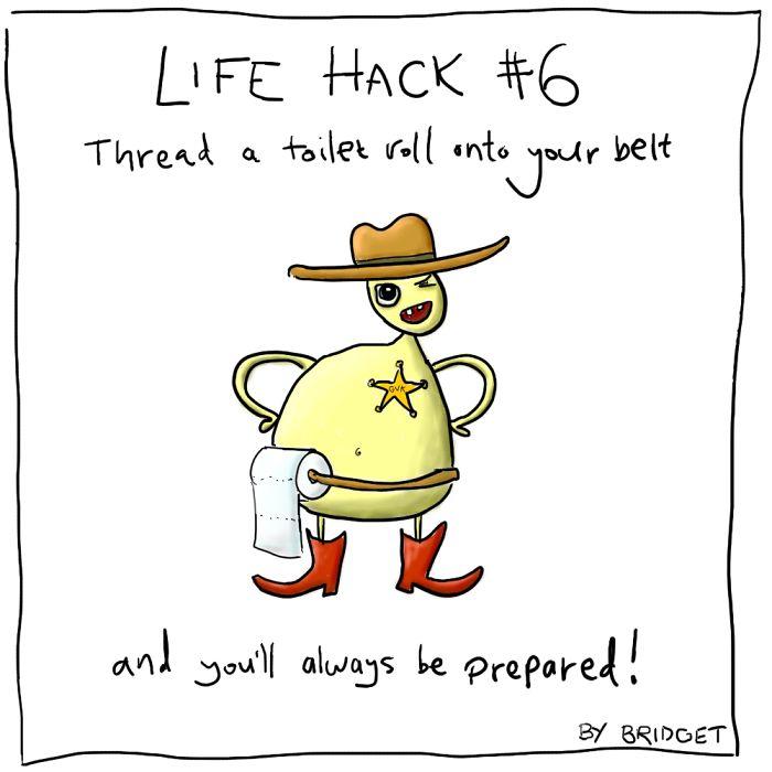 Life Hack #6