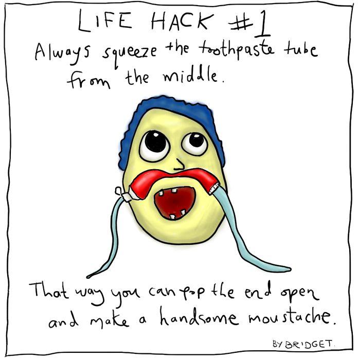 Life Hack #1