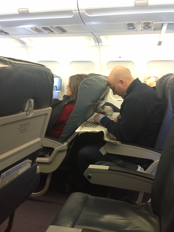 The Most Terrible People You'll Encounter On An Airplane
