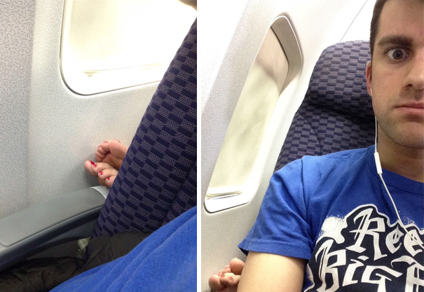 67 Of The Most Annoying Plane Passengers Ever | Bored Panda