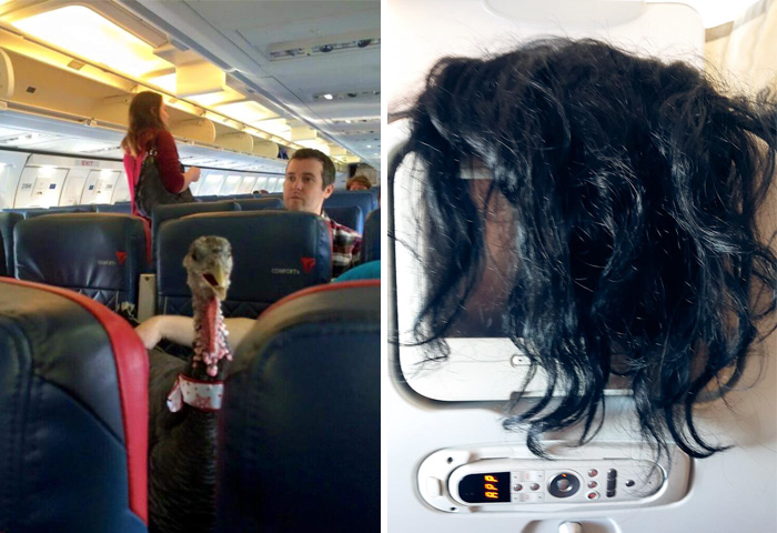 20+ Of The Most Annoying Plane Passengers Ever