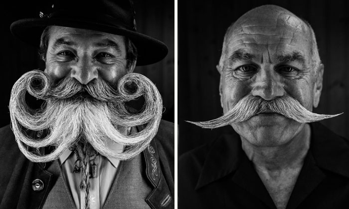 Hairy Faces: My Personal Favorites From The International Beard Competition