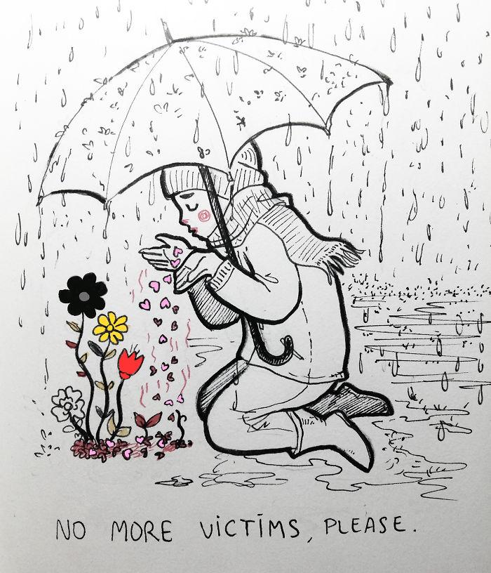 No More Victims.