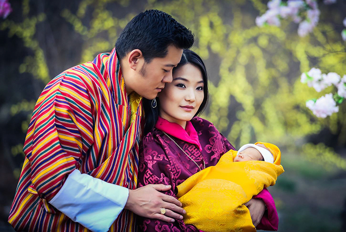 World's Eco-Friendliest Country, Bhutan, Celebrates Birth Of New Prince By Planting 108,000 trees