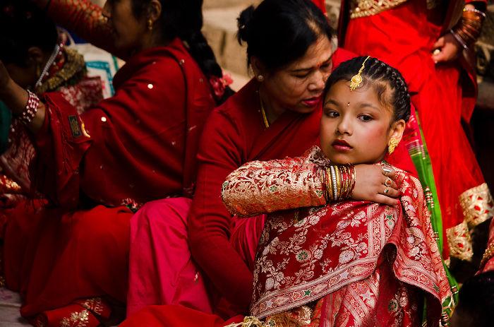 Colours Of Kathmandu
