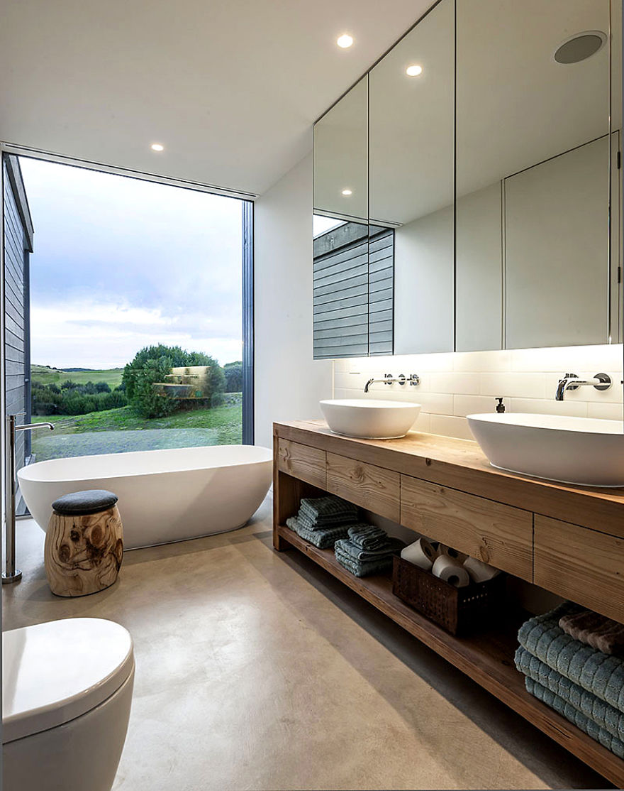 Toilet View - Vacation Home Located In Fingal, Australia