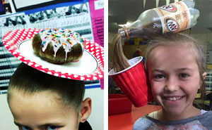14+ Of The Best Crazy Hair Day 'Dos Ever