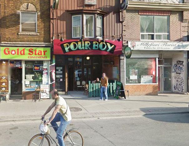 Pour Boy
