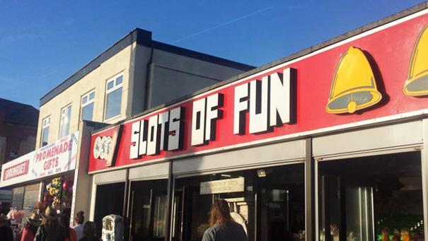 Classic In Blackpool