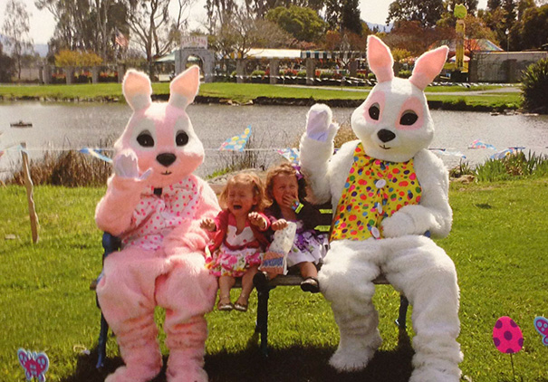 My Cousins Are Fond Of The Easter Bunny