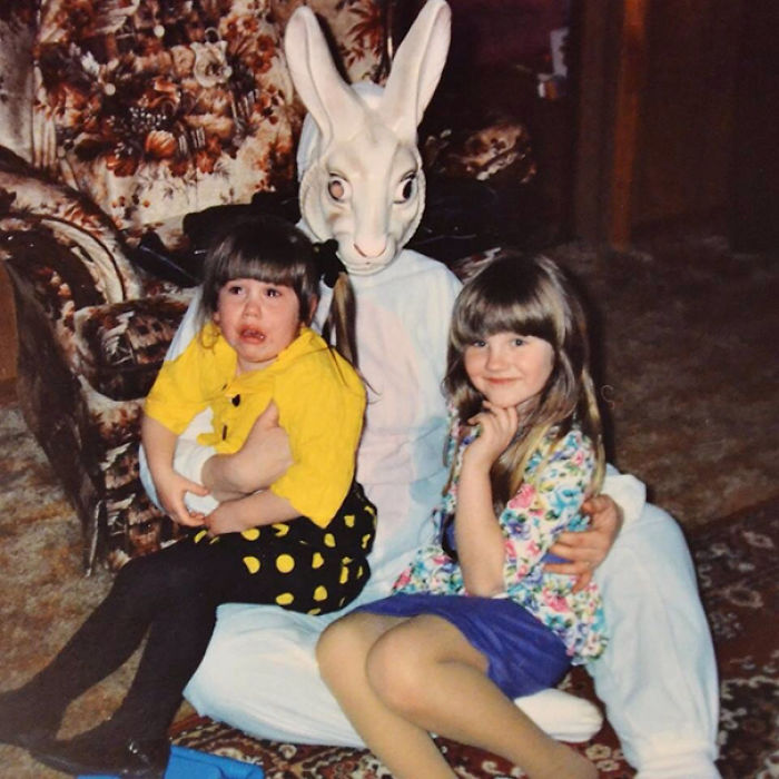 The Year I Met The Easter Bunny