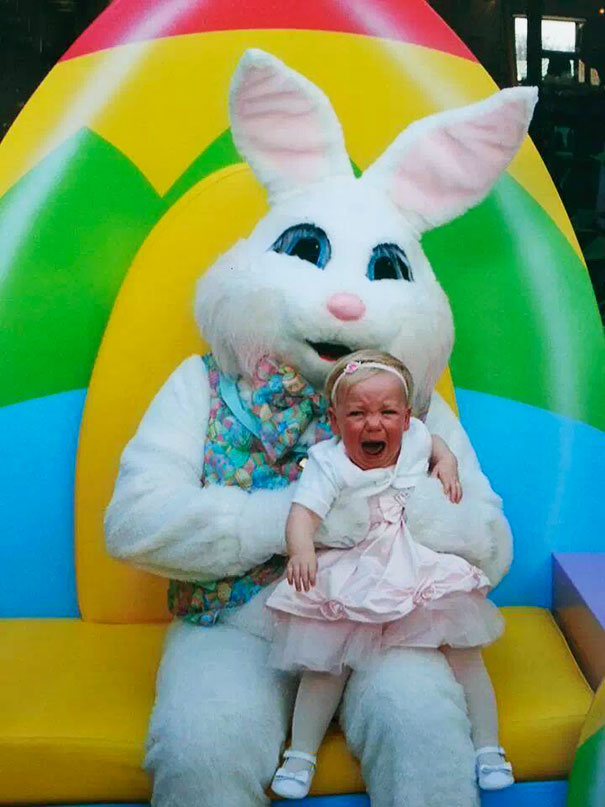 My Maddie And The Easter Bunny