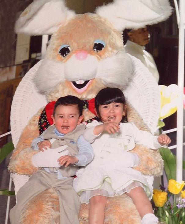 This Rabbit Doesn't Eat Carrots. He Eats Children!