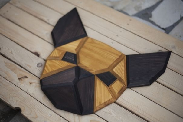Cruelty-free Animal Trophies: Brand-new Geometric Designs From Poligon