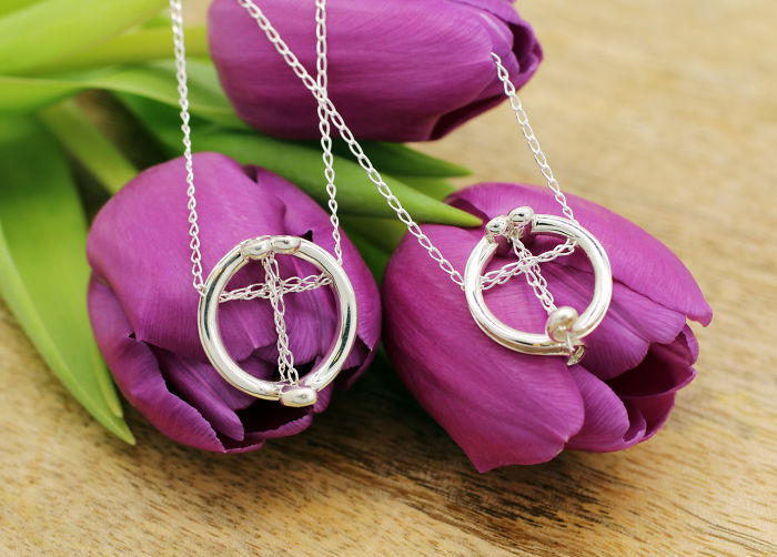 Custom Wedding Rings – Silver Cross Necklaces By Vulcan Jewelry