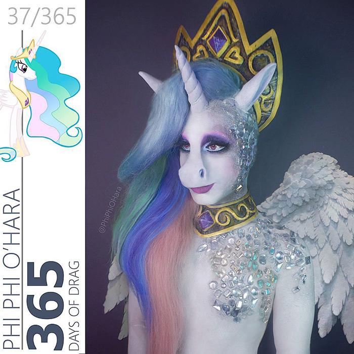 Princess Celestia, My Little Pony