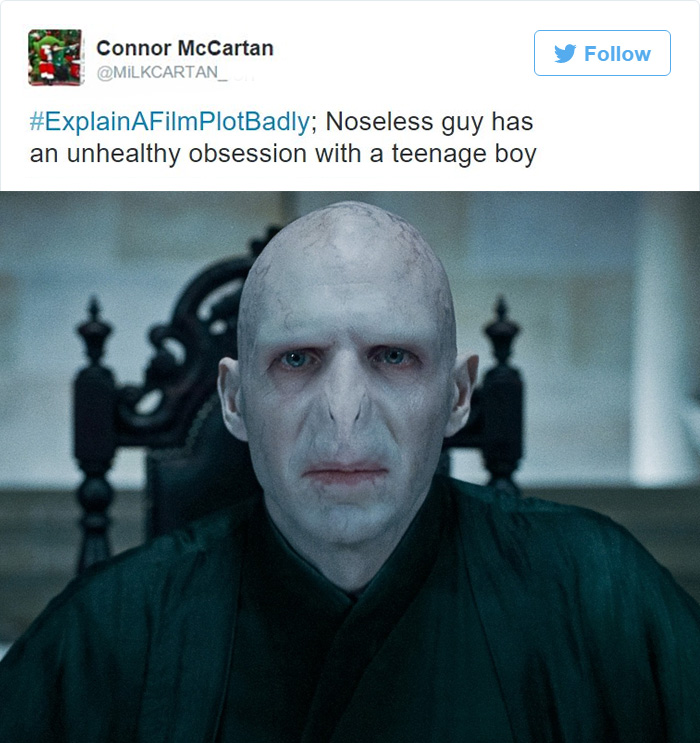 65 Times People Explained Movies So Badly It Was Good Bored Panda