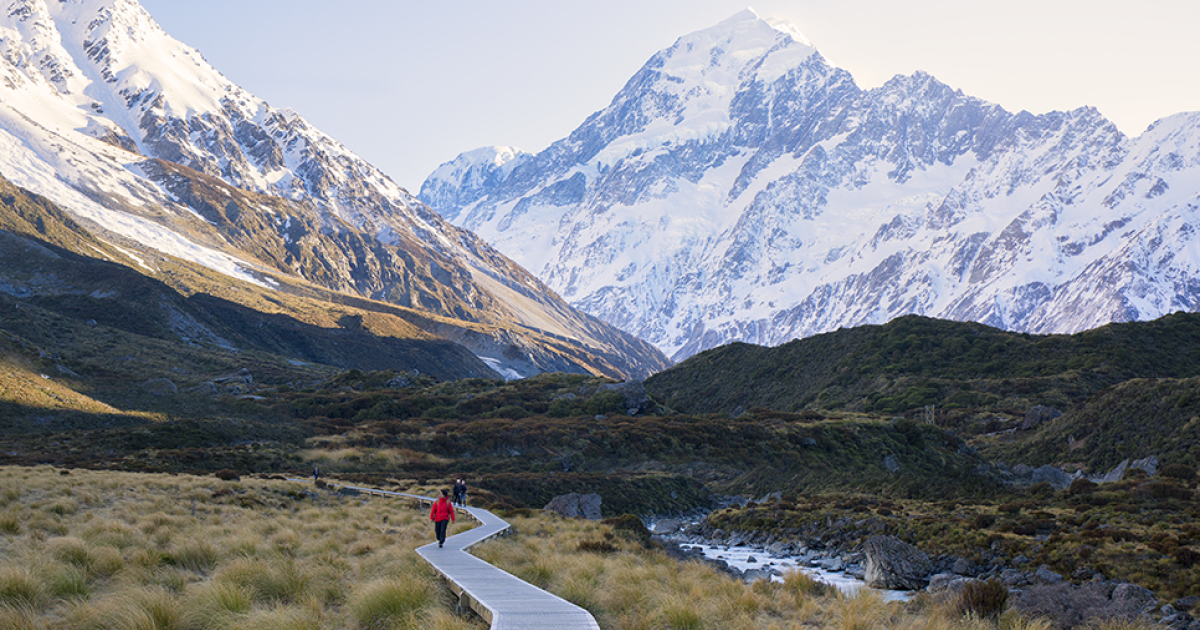 I Spent A Week In New Zealand's Winter Wonderland