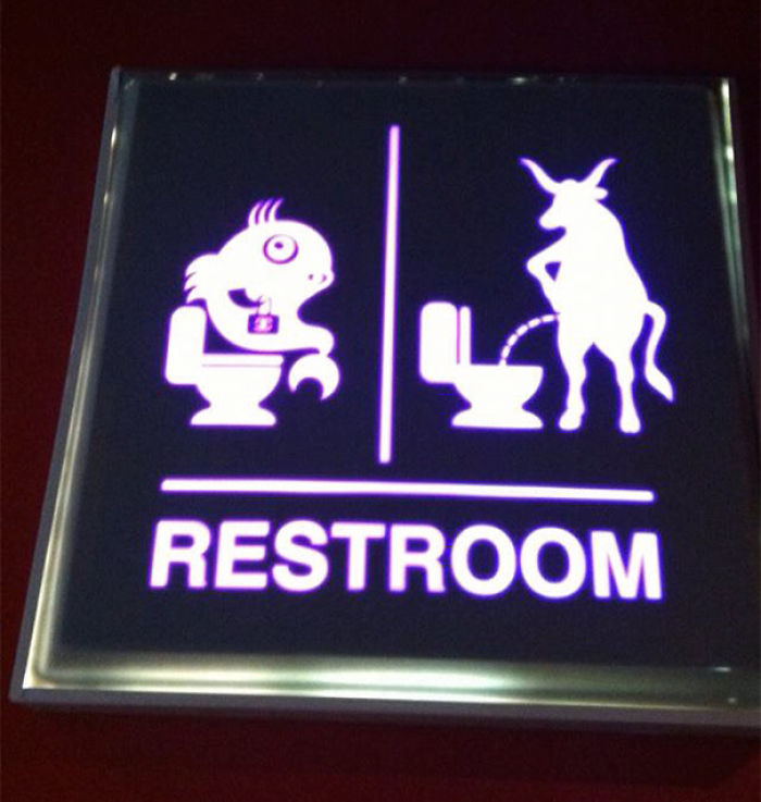 funny bathroom signs 28