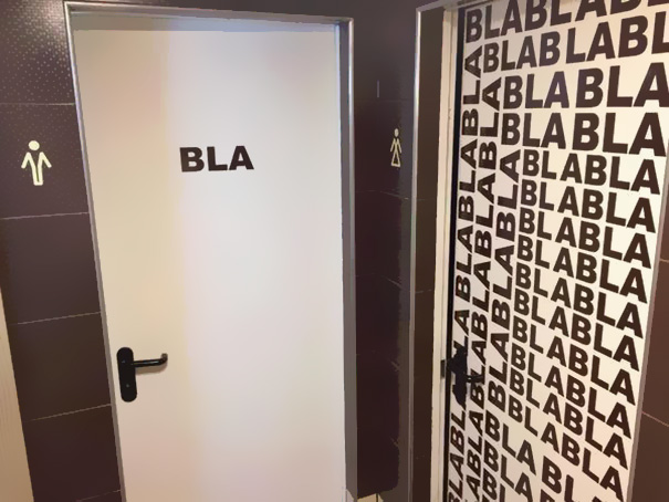 Restaurant Bathroom Signs 10+ of the most creative bathroom signs ever | bored panda