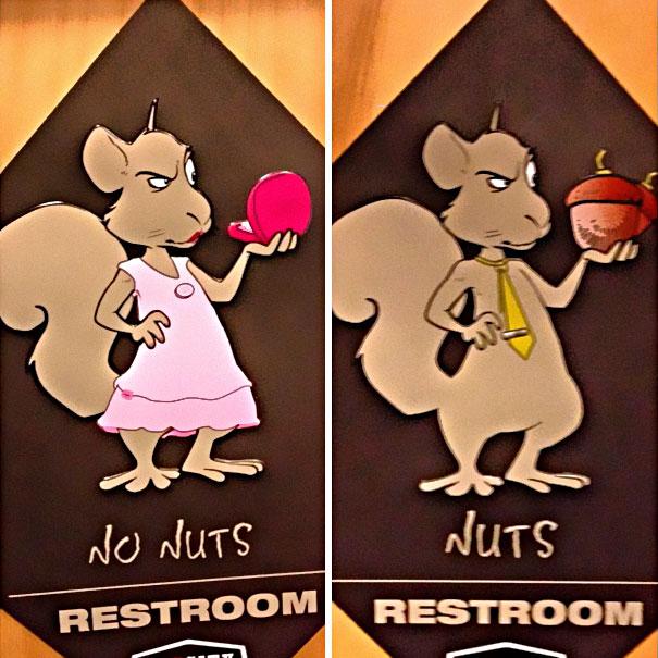 No Nuts Vs. Nuts